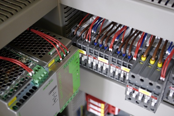 control cabinet by EASYS Electronics