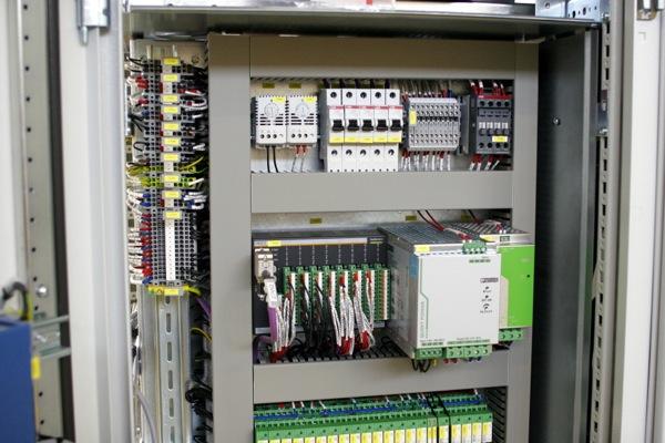 Niederspannungsverteiler by EASYS Electronics