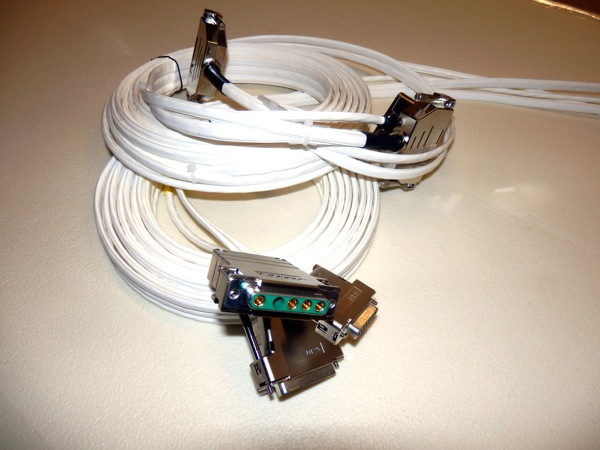 Assembled cable and wire harness by EASYS Electronics