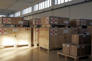 Professional packaging of contract manufactured control cabinets by EASYS Electronics
